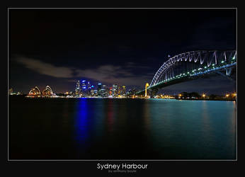 Sydney Harbour by AB-Photography