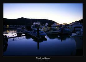 Marina Blues by AB-Photography