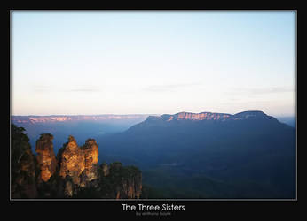 The Three Sisters by AB-Photography