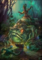 Witch Doctor - Diablo III Fan Art Contest by Kostya-PingWIN