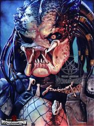 Predator by PsychoSlaughterman