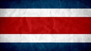 Costa Rica Grunge Flag by SyNDiKaTa-NP
