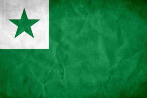Esperanto Grunge Flag by SyNDiKaTa-NP