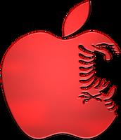 Apple Albania Logo by SyNDiKaTa-NP