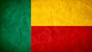 Benin Grunge Flag by SyNDiKaTa-NP