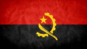 Angola Grunge Flag by SyNDiKaTa-NP
