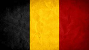 Belgium Grunge Flag by SyNDiKaTa-NP