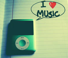Love music a lot by c0tu
