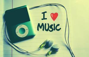 I Love Music by c0tu