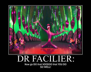 Facilier Voodoo Motivational by reban