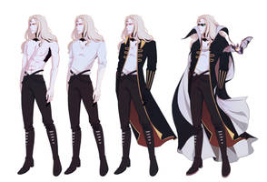 dress up your Alucard by SpaceAlga