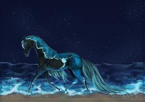light the dark by Ysval