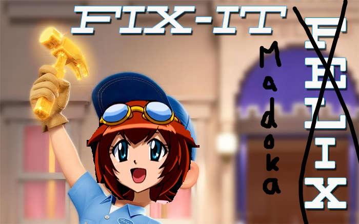 Fix It Madoka! by KirchelnObsession