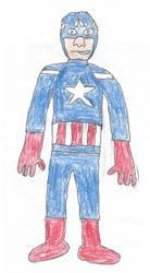 Captain America by Jephael by Jephael