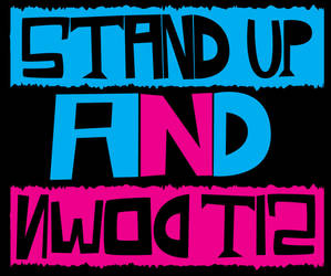 Stand Up and nwoD tiS by Rafanfsu
