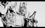 Optimus Prime -Sketch- by SamND1967