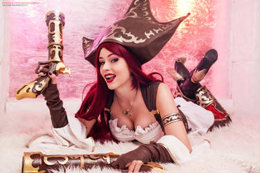 League of legends - Miss Fortune by Siradze