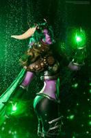 World of Warcraft - Ysera by Siradze