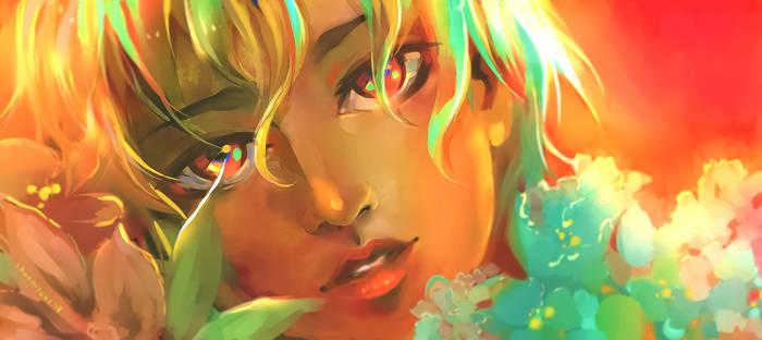 Colors by lanamiyuki