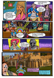 The Skorned Page 2 by FuzzChile