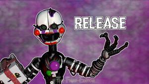 [Blender] Scrappet/Scrap puppet V2 Release by TFEarts
