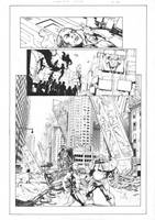 X-Men Gold #15 Page 02 Inks by JPMayer