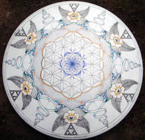 Temple of Life Tabletop by perrelet