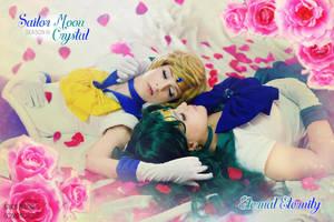 Sailor Moon - Eternal Eternity by AidaOtaku