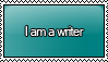 I am a Writer Stamp by KisumiKitsune