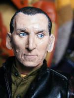 The Ninth Doctor by frasierdalek