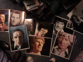 A Series of Faces by frasierdalek