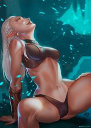 Tyrandies Commission by EvaS0L0