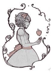 snow white by stars-shinebright