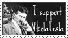 Tesla Stamp by ElleOVE