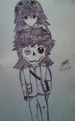 Mi Zombie Protector Oc by Bryanchicozombie