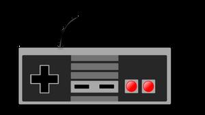 NES Controller by lordwindowlicker