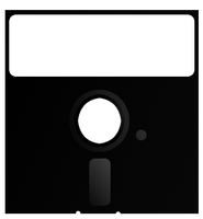 5 1/4 Floppy by lordwindowlicker