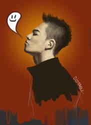 Taeyang speedpaint WIP V.2 by Tokaebi