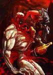 Going Berserk (Bloody Hell!) by ValentrisRRock