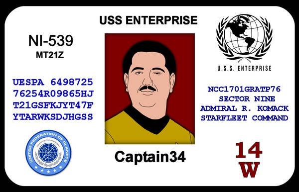 Captain34's Profile Picture