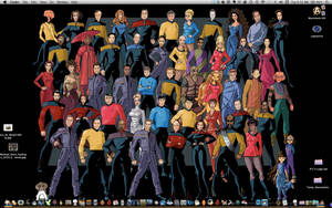 GENERATIONS Desktop by Captain34