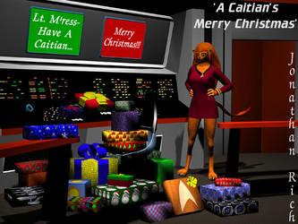 A Caitians Merry Xmas by Captain34