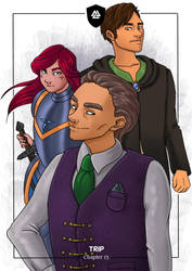 Tales of Midgard - The Age of Magic - Chapter 13 by Tales-of-Midgard