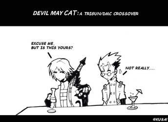 Devil May Cat by RY-Kusanagi