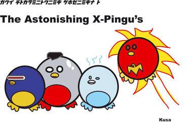 Astonishing X-Pingu's by RY-Kusanagi