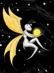 Light Fairy by MemphisTale