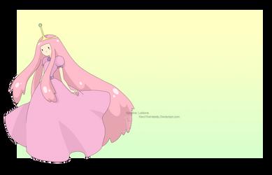 : Princess Bubblegum : by KarolinaNoumenon