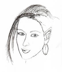Elven features by soeven001