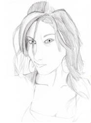 A Beautiful Woman by soeven001