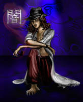 Yami by dragix